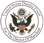 U.S. District Court District of Maryland